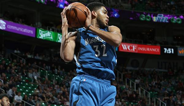 Bester Center? Karl Anthony Towns - 28 Prozent (Platz 2: Anthony Davis - 24 Prozent)