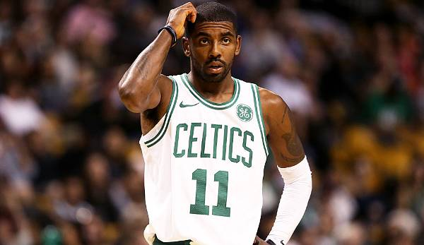 Platz 5: Kyrie Irving (Boston Celtics)