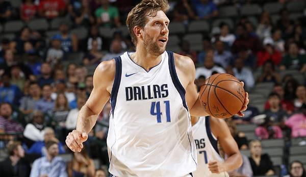 Platz 4: Dirk Nowitzki (Dallas Mavericks)