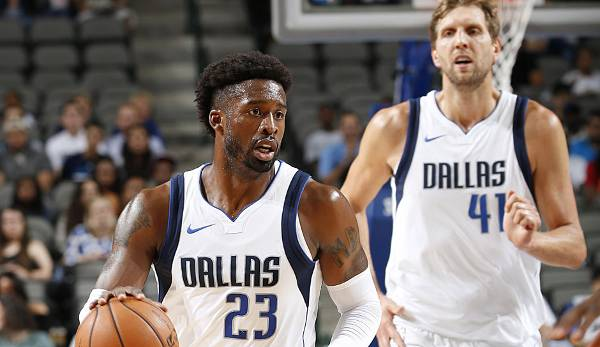 Platz 6: Dallas Mavericks