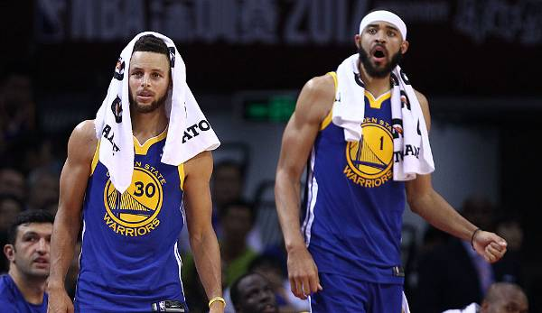 Platz 1: Golden State Warriors