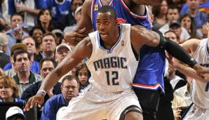 Platz 15: Orlando Magic 2009/10 - Netrating: 9,3 - Aus in den Conference Finals gegen die Celtics (2-4)