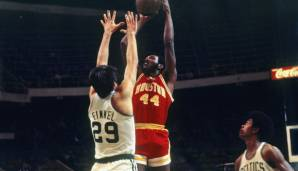 Platz 9: Elvin Hayes (San Diego/Houston Rockets, Baltimore/Capital/Washington Bullets, 1968-1984): 10.976 Field Goals