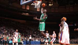 Platz 13: Kevin Garnett (Minnesota Timberwolves, Boston Celtics, Brooklyn Nets, 1995-2016): 10.505 Field Goals