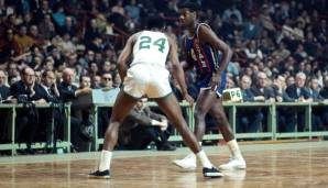 Platz 18: Oscar Robertson (Cincinnati Royals, Milwaukee Bucks, 1960-1974): 9.508 Field Goals
