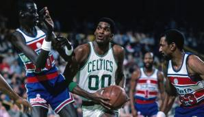 Platz 17: Robert Parish (Golden State Warriors, Boston Celtics, Charlotte Hornets, Chicago Bulls, 1976-1997): 9.614 Field Goals