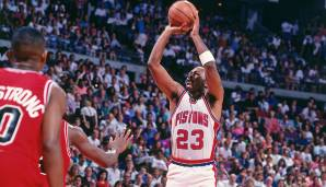 Mark Aguirre (1981-1994, Mavs, Pistons, Clippers) - 2x NBA Champion (1989, 1990), 3x All Star (1984, 1987, 1988)