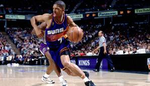 Kevin Johnson (1987-2000 - Cavs, Suns) - 3x All Star (1990, 1991, 1994), 4x Second Team (1989-1991, 1994), Third Team (1992), Most Improved Player (1989)