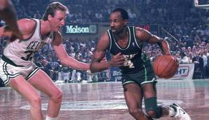 Sidney Moncrief (1979-1991 - Bucks, Hawks) - 5x All Star (1982-1986), First Team (1983), 4x Second Team (1982, 1984-1986), 2x Defensive Player of the Year (1983, 1984), 4x Defensive First Team (1983-1986), Defensive Second Team (1982)
