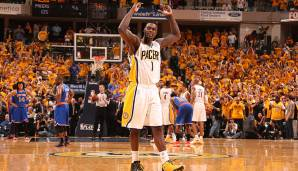 Lance Stephenson aka Born Ready - Er galt mal als riesiges Talent aus New York City. Ein Star wurde Stephenson aber nicht.