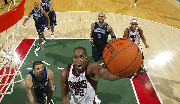 Milwaukee Bucks - Michael Redd mit 57 Punkten am 11. November 2006 gegen die Utah Jazz