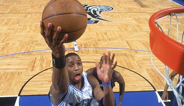 Orlando Magic - Tracy McGrady mit 62 Punkten am 10. März 2004 gegen die Washington Wizards