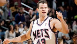 Platz 6 (aktiv): Kris Humphries - 8 Teams in 13 Jahren (Jazz, Raptors, Mavericks, Nets, Celtics, Wizards, Suns, Hawks)