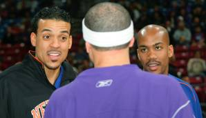 Platz 2 (Karriere am 11.12.2017 beendet): Matt Barnes - 9 Teams in 14 Jahren (Clippers (2x), Kings (2x), Knicks, Sixers, Warriors (2x), Suns, Magic, Lakers, Grizzlies) *stand auch mal bei den Cavs und Sonics im Kader