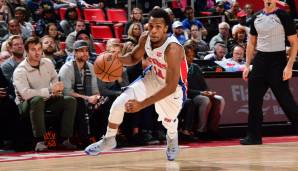 Platz 1 (aktiv): Ish Smith - 10 Teams in 7 Jahren (Rockets, Grizzlies, Warriors, Magic, Bucks, Suns, Thunder, Sixers (2x), Pelicans, Pistons)
