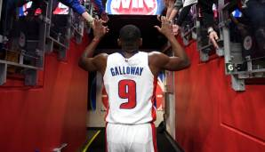 Platz 11: Langston Galloway (Detroit Pistons): 6,6 Millionen Dollar