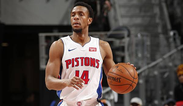 Platz 19: Ish Smith (Detroit Pistons): 6,0 Millionen Dollar