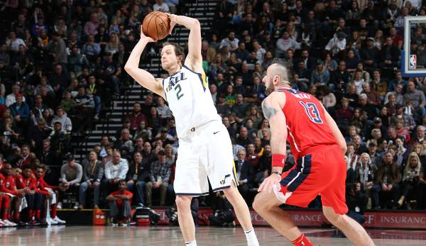 Platz 5: Joe Ingles (Utah Jazz): 13,0 Millionen Dollar