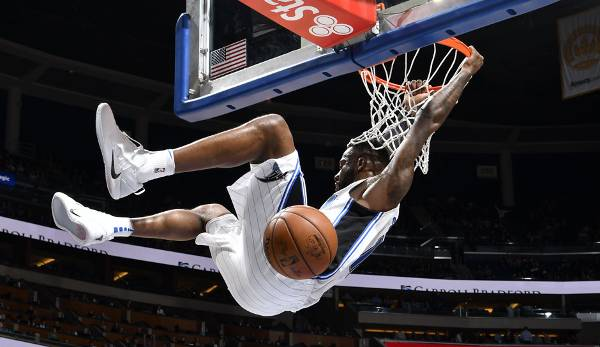 Platz 17: Jonathon Simmons (Orlando Magic): 6,3 Millionen Dollar