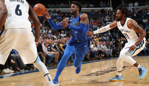 Platz 2: Wesley Matthews (Dallas Mavericks): 18,6 Millionen Dollar