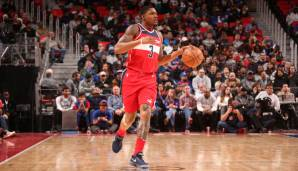 Bradley Beal (Washington Wizards) ...