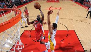 James Harden (Houston Rockets) ...
