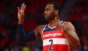 John Wall (Washington Wizards) ...
