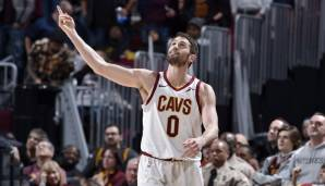 Kevin Love (Cleveland Cavaliers) ...