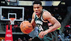 Giannis Antetokounmpo (Milwaukee Bucks) ...