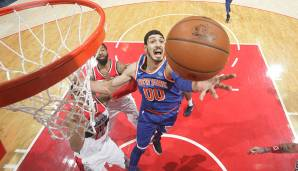 Platz 8: Enes Kanter (New York Knicks) - 159.010 Stimmen