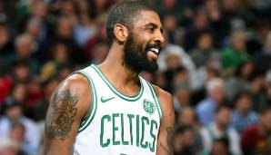 Platz 1: Kyrie Irving (Boston Celtics) - 1.370.643 Stimmen