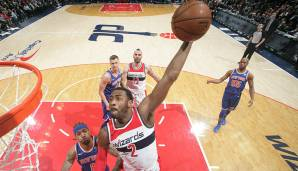 Platz 6: John Wall (Washington Wizards) - 328.215 Stimmen