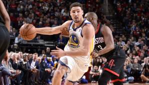 Platz 4: Klay Thompson (Golden State Warriors) - 686.825 Stimmen