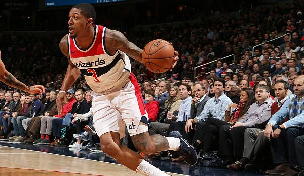 Platz 9: Bradley Beal (Washington Wizards) - 151.765 Stimmen