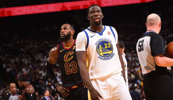 Platz 3: Draymond Green (Golden State Warriors): 616.730 Stimmen