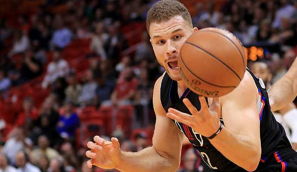 Blake Griffin (2009-heute, Clippers) - 5x All-Star, Rookie of the Year