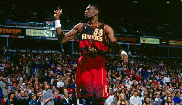 Dikembe Mutombo (1991-2009, Nuggets, Hawks, Sixers, Nets, Knicks, Rockets) - 8x All Star, 4x Defensive Player of the Year
