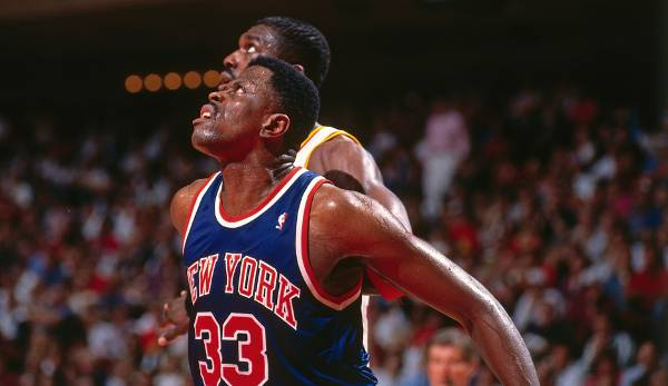Platz 29: Patrick Ewing - 51,8 Prozent in 139 Spielen (New York Knicls, Orlando Magic)