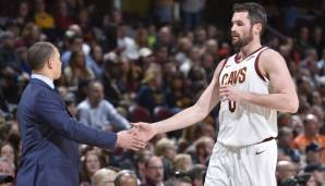 POWER FORWARDS: Kevin Love