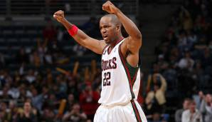BMO Harris Bradley Center, Milwaukee: 57 Punkte von Michael Redd am 11.11.2006.