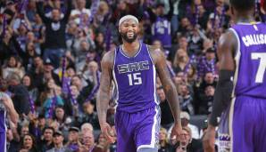 Golden 1 Center, Sacramento: 55 Punkte von DeMarcus Cousins am 21.12.2016.