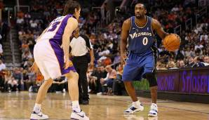 Talking Stick Resort Arena, Phoenix: 54 Punkte von Gilbert Arenas am 23.12 2006.