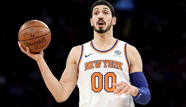 Enes Kanter (2011-heute) - Utah Jazz, OKC Thunder, New York Knicks.