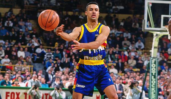 Mahmoud Abdul-Rauf (1990-2001): Denver Nuggets, Sacramento Kings, Vancouver Grizzlies.