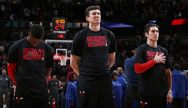 Omer Asik (2010-heute) - Chicago Bulls, Houston Rockets, New Orleans Pelicans.