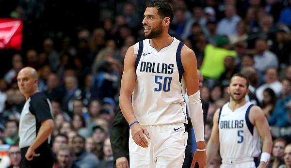 Salah Mejri (2015-heute) - Dallas Mavericks.