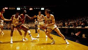 Conference Finals 1971: New York Knicks - Baltimore Bullets 91:93
