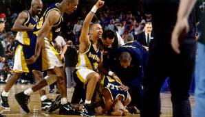 Conference Semifinals 1995: New York Knicks - Indiana Pacers 95:97