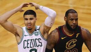 Eastern Conference Finals, 2018: Boston Celtics - Cleveland Cavaliers 79:87