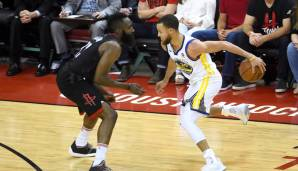 Western Conference Finals, 2018: Houston Rockets - Golden State Warriors 92:101